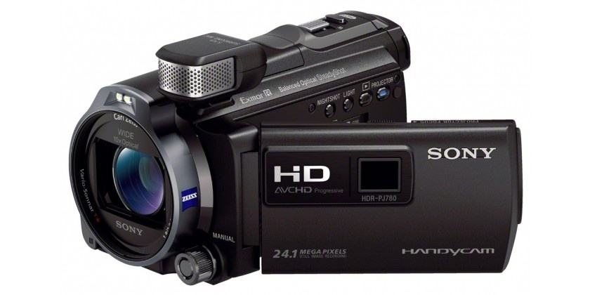 Sony HDR-PJ780VE Black